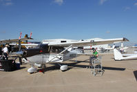 N161CS @ FTW - At the AOPA Airportfest 2013 - Fort Worth, TX