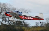 G-IOSO @ EGSV - Just airbourne. - by Graham Reeve