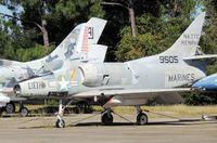149505 @ NPA - DOUGLAS A-4E SKYHAWK - by dennisheal