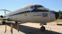 163511 @ NPA - 1969 MCDONNELL DOUGLAS C-9B SKYTRAIN II - by dennisheal