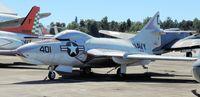 131230 @ NPA - 1954 GRUMMAN F9F-8 COUGAR - by dennisheal