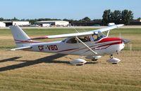 CF-VBD @ KOSH - Cessna 172G - by Mark Pasqualino