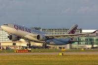 A7-ACL @ EGCC - Qatar - by Chris Hall