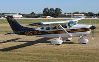 N8274Q @ KOSH - Cessna TU206F - by Mark Pasqualino