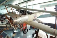 556 - Sopwith 1A.2  1 1/2-Strutter at the Musee de l'Air, Paris/Le Bourget - by Ingo Warnecke