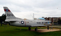 56-3770 @ TX26 - Camp Mabry, TX - by Ronald Barker