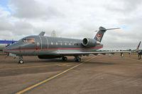 C-168 @ EGVA - Royal Danish AF. At the Royal International Air Tattoo 2013. - by Howard J Curtis