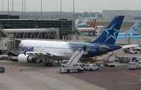 C-GSAT @ EHAM - Airbus A310-300