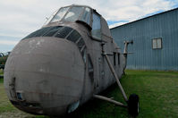 145728 @ KSSF - Left side UH-34E, Texas Air Museum - by Ronald Barker