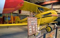 N7970 @ KSSF - Texas Air Museum - by Ronald Barker