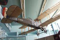 F1258 - DeHavilland D.H.9 at the Musee de l'Air, Paris/Le Bourget - by Ingo Warnecke