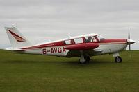 G-AVGA @ EGHA - Privately owned. - by Howard J Curtis