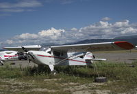 C-GSMW @ YXY - Tied down during the Century 2010 Fly-in at Whitehorse, Yukon. - by Murray Lundberg