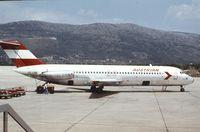 OE-LDB @ LGAT - Dubrovnik Airport  July 1978. - by Raymond De Clercq