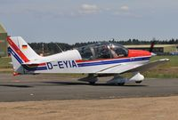 D-EYIA @ EGHH - Departing from BHL - by John Coates