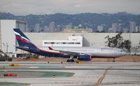 VQ-BBF @ KLAX - Airbus A330-200