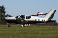 G-BLXA photo, click to enlarge