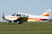 G-BSAW photo, click to enlarge