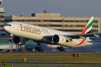 A6-EBN @ EGCC - Emirates - by Chris Hall