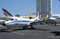 16 07 - Hamburger Flugzeugbau HFB-320 Hansa Jet at the Musee de l'Air, Paris/Le Bourget - by Ingo Warnecke