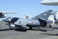 56 - Dassault Etendard IV M at the Musee de l'Air, Paris/Le Bourget - by Ingo Warnecke