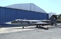 22 40 - Lockheed F-104G Starfighter at the Musee de l'Air, Paris/Le Bourget - by Ingo Warnecke
