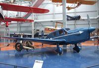 F-ANRO - Caudron C.635M Simoun at the Musee de l'Air, Paris/Le Bourget - by Ingo Warnecke
