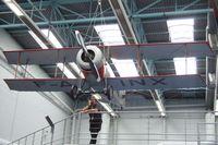 F-AINX - Caudron C.60 at the Musee de l'Air, Paris/Le Bourget