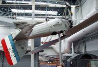 F-BGMQ - Morane-Saulnier MS.230 E12 at the Musee de l'Air, Paris/Le Bourget