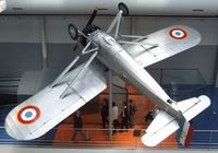 F-BGMQ - Morane-Saulnier MS.230 E12 at the Musee de l'Air, Paris/Le Bourget - by Ingo Warnecke
