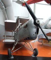 F-AOFX - Caudron C.277R Luciole at the Musee de l'Air, Paris/Le Bourget