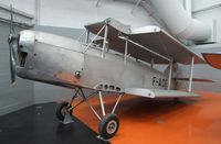 F-AOFX - Caudron C.277R Luciole at the Musee de l'Air, Paris/Le Bourget - by Ingo Warnecke