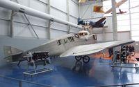 O-BACC - Junkers F.13L at the Musee de l'Air, Paris/Le Bourget
