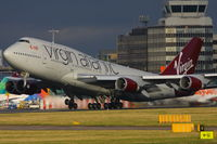 G-VROM @ EGCC - Virgin Atlantic - by Chris Hall