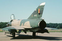 BA35 @ EHTW - Belgium AF MIrage-VBA fighter-bomber seen here at Twernthe AB. - by Nicpix Aviation Press  Erik op den Dries