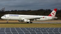 TC-FBT @ EDDR - decelerating after touchdown - by Friedrich Becker