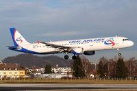 VQ-BKG @ LOWS - Ural Airlines - by Martin Nimmervoll