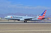N816NN @ KLAS - N816NN American Airlines 2009 Boeing 737-823(WL) - cn 31081 / ln 3102  McCarran International Airport (KLAS) Las Vegas, Nevada TDelCoro October 24, 2013 - by Tomás Del Coro