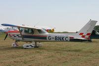 G-BNKC @ EGHA - Herefordshire Aero Club. - by Howard J Curtis