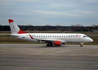 LY-LTF @ EDDT - Embraer ERJ-175LR at Berlin Tegel - by moxy