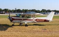 N12502 @ KOSH - Cessna 172M - by Mark Pasqualino