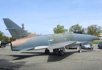 52-5770 - North American F-100A Super Sabre at the Travis Air Museum, Travis AFB Fairfield CA - by Ingo Warnecke
