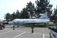 56-1247 - Convair F-102A Delta Dagger at the Travis Air Museum, Travis AFB Fairfield CA - by Ingo Warnecke