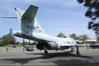 58-0285 - McDonnell F-101B Voodoo at the Travis Air Museum, Travis AFB Fairfield CA - by Ingo Warnecke
