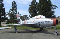 52-6359 - Republic F-84F Thunderstreak at the Travis Air Museum, Travis AFB Fairfield CA - by Ingo Warnecke