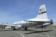 51-17651 - Douglas C-118A Liftmaster at the Travis Air Museum, Travis AFB Fairfield CA - by Ingo Warnecke