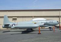 N3497F - Lockheed T-33 at the Travis Air Museum, Travis AFB Fairfield CA