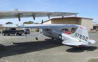 N2194C - Cessna LC-126 Businessliner at the Travis Air Museum, Travis AFB Fairfield CA