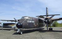 60-3767 - DeHavilland Canada DHC-4 / C-7A Caribou at the Travis Air Museum, Travis AFB Fairfield CA - by Ingo Warnecke