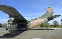 55-4507 - Fairchild C-123B Provider at the Travis Air Museum, Travis AFB Fairfield CA - by Ingo Warnecke
